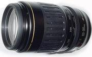СРОЧНО ПРОДАМ Canon объектив 100-300mm