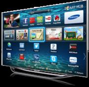 Продам умный телевизор с доставкой на дом.